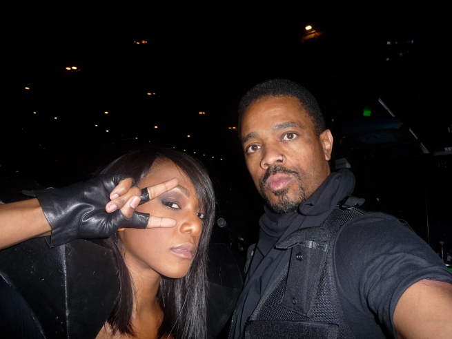 Me and Joi Starr... SHOWTIME!!!